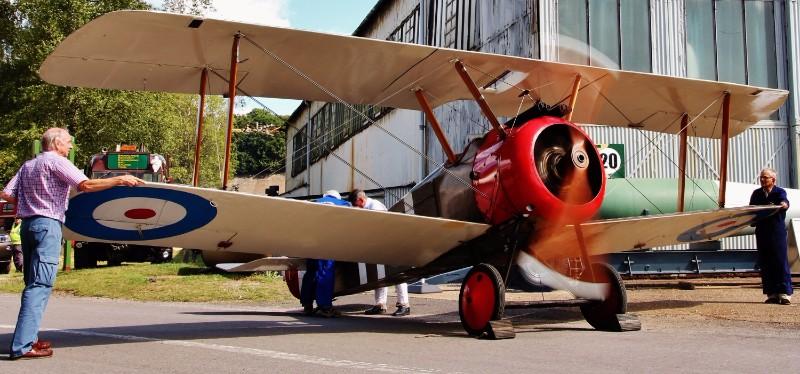 Brooklands-Museum-Aviation-Day