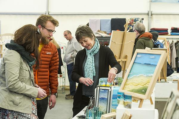 RHS-Garden-Wisley-April-events-Spring-Craft-Fair-cr-RHS-Guy-Harrop